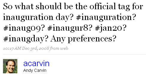 Tweet from @acarvin